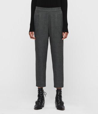 AllSaints Anneka Check Pants
