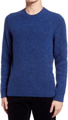 A.P.C. Diego Crewneck Wool Blend Sweater