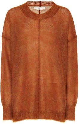 Etoile Isabel Marant Chestery mohair-blend sweater