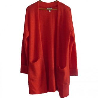 And other stories & Stories Orange Wool Jacket for Women