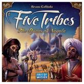 Asmodee Five Tribes The Djinns of Nagala Board Game