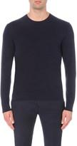 Paul Smith Crewneck cotton-blend jumper