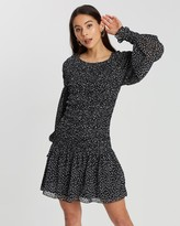 MinkPink Marietta Fitted Mini Dress