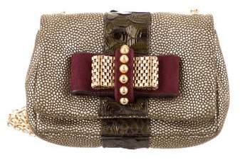 024f5b0507 Christian Louboutin Leather Crossbody Handbags - ShopStyle
