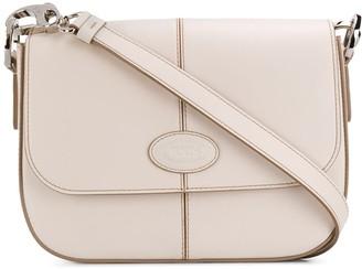 Tod's Logo Patch Crossbody Bag