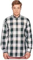 Vivienne Westwood Two-Button Krall Gingham Shirt Men's T Shirt