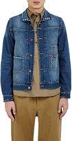 FELDTON Men's Selvedge Denim Jacket-BLUE
