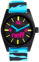Neff Daily Watch Blue Tiger