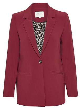 Part Two - Red Kylie Blazer - EU34 UK8 - Red