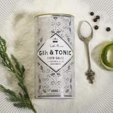 Bath House Gin And Tonic Bath Salts Tube