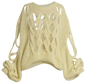 Loewe Open-Knit Sweater
