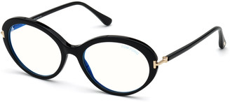 Tom Ford Oval Acetate Optical Frames
