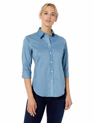 D /& Jones Womens Crown Collection Striped Shirt