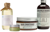 Crocodile Oil Balm, Body Oil, Shampoo & Conditioner Set