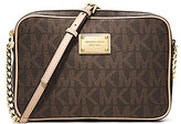 MICHAEL Michael Kors Jet Set Travel Signature Large Cross-Body Bag
