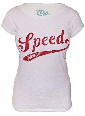 Tonn Ladies Speed Tee White
