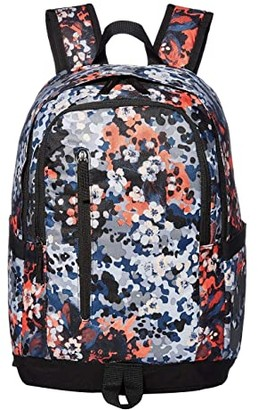 Nike All Access Soleday Backpack - 2.0 All Over Print (Mystic Navy/Black/Black) Backpack Bags
