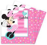 Disney Minnie Mouse 1st Birthday Beverage Napkins