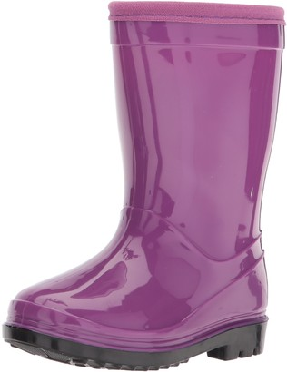 Itasca Girls Youth Puddle Hopper Waterproof Rain Boot