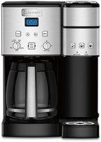 Cuisinart Coffee CenterTM 12+-Cup Coffee Maker & Single-Serve Brewer