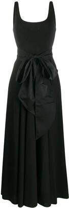 Polo Ralph Lauren cady maxi dress