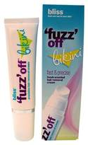Bliss Fuzz Off Bikini Hair Removal Cream 2 Oz.