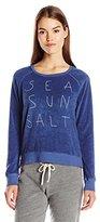 Sundry Women's Sea Sun Salt Sweat Shirt