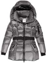 SAM. Girls' Belted Puffer Jacket - Big Kid