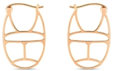 ginette_ny Mini Wish Hoop Earrings