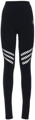 adidas by Stella McCartney Tight Tech Truestr Leggings W/cutouts