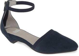 Eileen Fisher Ivie Ankle Strap Pump