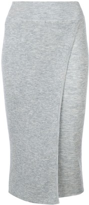 Cashmere In Love cashmere Capri knit skirt