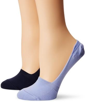 Keds Women's Solid Micro Sneaker Liner