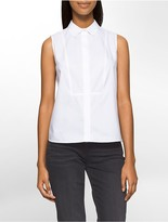 Calvin Klein Cotton Sleeveless Top