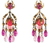 Gucci Clip-On Chandelier Earrings