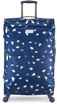 Radley Paper trail summer fig 4 wheel soft large case