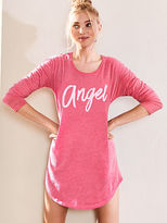 Victoria's Secret Victorias Secret The Angel Long Sleeve Sleep Tee