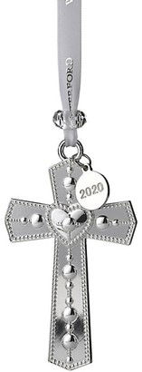 Waterford Cross Ornament