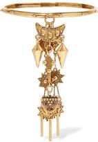 Chloé Layton Gold-tone Charm Bracelet - M/L