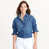 Ralph Lauren Petite Denim Shirt