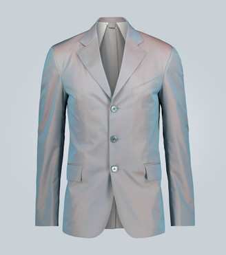 Givenchy Technical iridescent blazer