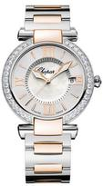 Chopard Imperiale Two-Tone 36mm Watch with Diamonds