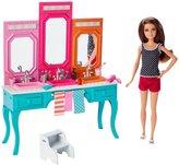 Barbie Sisters Skipper Doll with Bath Vanity Gift Set Doll