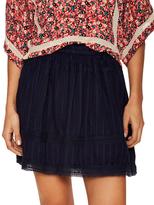 Zadig & Voltaire Joxini Cotton Short Skirt