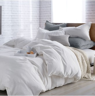 DKNY PURE Comfy White Duvet Cover