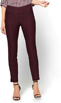 New York & Co. 7th Avenue Pant - High-Waist Pull-On Ankle Legging - Petite