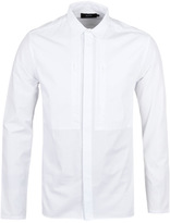 Blood Brother Mission White Long Sleeve Shirt