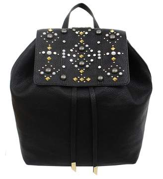 Foley + Corinna Avery Studded Liberated Vegan Leather Backpack