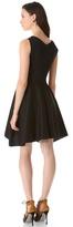 Donna Karan Bonded Seam Dress
