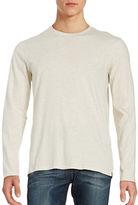 Black Brown 1826 Cotton Crewneck Shirt
